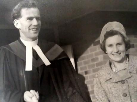 mum & dad foto