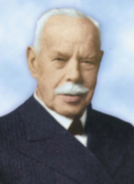 Smith-Wigglesworth. One of the greats who has gone before us