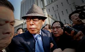 Dr David Yonggi Cho going to Court. Now disgraced.