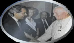 benny hinn and pope 1