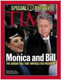 Bill Clinton and Monica 1