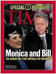 Bill Clinton and Monica 1