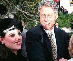 Bill Clinton and Monica