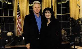 Bill Clinton and Monica 4