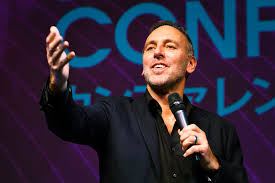 Brian Houston. Come to me.