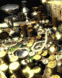 Treasures of Temple of God