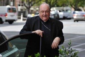 Adelaide Roman Catholic Archbishop Philip Wilson