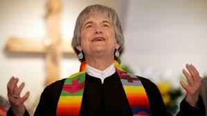 Presbyterian lesbian clergy