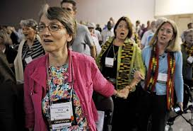 More Presbyterian lesbian ministers