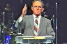 Pastor Frank Houston. Wolf in sheep's cloting. Life-long pedophile. deceiver of mankind. Devil incarnate.