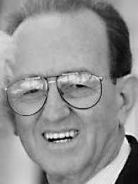 Pastor Frank houston, Brian's dad. Lifelong secret pedophile. Eyes as black as Hades.