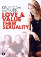 """Bobbie Houston's sexy book. Formerly called """"Kingdom woman love esex""""."""