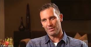 Pastor Tony Venn-Brown who 'converted' to being a Christian gay pastor in the 1990s. Now an adviser to Hillsong mega-church who meets Pastor Joel A'Bell the head of Hillsong Australia regular for coffee.