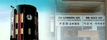 Dr Gordon Lee 1