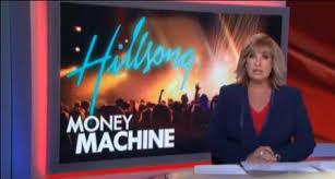 The fruits of Hillsong Church. Sydney's media criticising Hillsong.