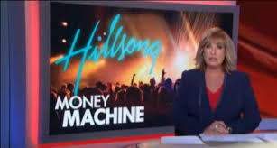Sydney's media criticising Hillsong.