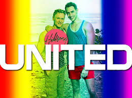 Hi there again it's Josh Canfield and my husband to be Reed, of Hillsong New York City Gay Choir. We;re getting married together here at Hillsong New York City. We haven't even consummated our relationship yet. Looking forward to it.