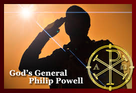 Philip Powell. Died this year after a lifetime of dedicated godly service unto the Lord of Glory.