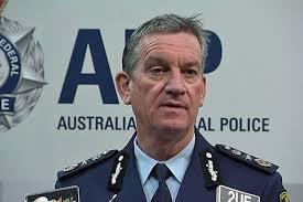 Andrew Scipione NSW Police Commissioner.