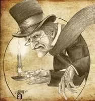 Ebenezer Scrooge 4
