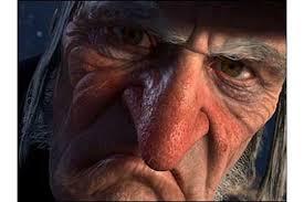 Ebenezer Scrooge 5