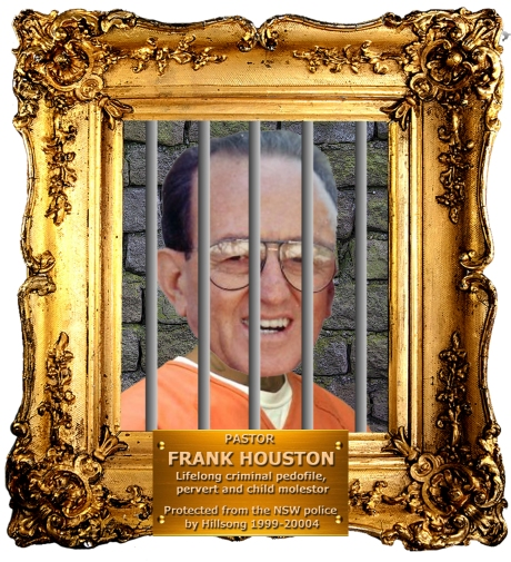 Hi Pat. Its Frank here. I'm in prison in Hades waiting for the judgment. How're ya going?
