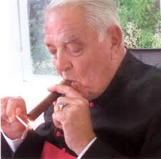 priest smoking 7