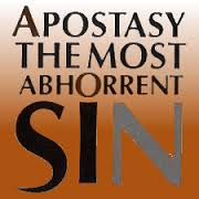 Apostasy Churches 3