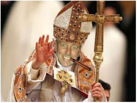 Pope Brian Corpus Cunnilingus Copulus of Hillsong Cash Converters Cathedral Baulkham Hills. Positive body language.