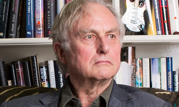 Richard Dawkins. The famous British intellectual and atheist.