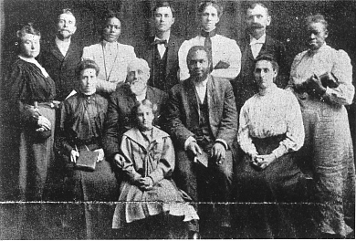 azusa street revival Early Pentecostal Leaders The Azusa Street Revival embraced diversity