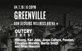 Hillsong Outcry am8