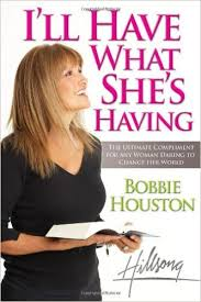Bobbie Houston. Likes sex.