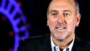 Brian Houston. In the spotlight for pedophile protection crime. Feeling very stressed out at the moment. Trying to escape his looming doom by frantically flying all over the world but it wont save him- no matter what he does.