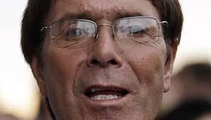 Cliff Richard. Lucky escape?
