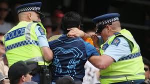 new zealand police 8