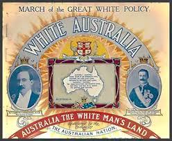 White Australia Policy 2